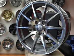 Blem 18 inch Alloy Wheels Mercedes Benz Replica $550 Cash ( 4 New Wheels ) call 905 673 2828 (Staggered Option Available