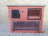 New 2 tier rabbit / guinea pig hutch.