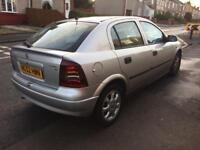 Vauxhall Astra. Cheap. Offers. Alloy wheels.