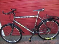 FALCON MOUNTAIN/ROAD BIKE WITH 18 INCH FRAME
