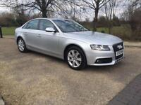 AUDI A4 SE 20 TDi 2010 NEW SHAPE MODEL GENUINE 69K MILES FROM NEW. MUST BE SEEN