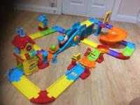 Vtech toot toot drivers station