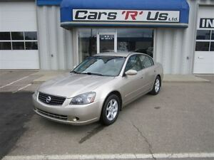 2006 Nissan Altima 2.5 S SPECIAL EDITION ONLY 61K!