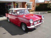 Triumph Vitesse 2.0 Saloon . This Classic car is one FUN car as it sits in a Herald body