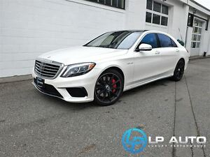 2014 Mercedes-Benz S-Class S63 AMG $0 Down Financing available!!