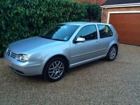 Volkswagen GOLF 2002 1.8L Turbo GTI 3dr - LOW MILEAGE