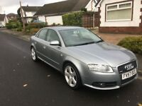 Audi A4 2.0 tdi automatic s line superb throughout