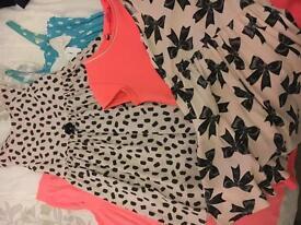 Five girls summer dresses