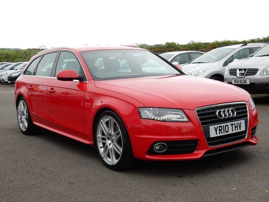 2010 Audi A4 Avant S Line 170bhp Full History Motd May 2019 Excellent Condition In Belfast City Centre Belfast Gumtree