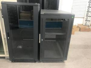 24U SERVER RACK CABINET 21U SERVER RACK CABINET  BRAND NEW WITH FAN AND SHELF