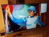 LG 49 Inch HDR Smart 3D 4k Super Ultra HD LED TV With Freeview HD / Freesat HD (Model 49UH850V)!!!