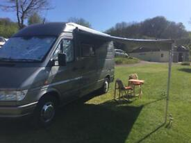 Mercedes Sprinter 310d Campervan/motorhome