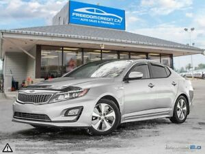 2014 Kia Optima Hybrid EX HYBRID Price reduced!