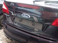 FORD MONDEO MK4 BOOT/TAILGATE IN BLACK 2008 2009 2010 2011 2012 2013 2014 USED