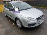 Ford, FOCUS, Hatchback, 2006, Manual, 1596 (cc), 5 doors