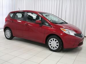 2014 Nissan Versa NOTE SV PURE DRIVE 5DR HATCH