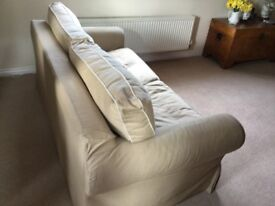 2 seater double sofa bed