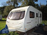 Avondale Argente 2006 5 berth with end shut off bed room