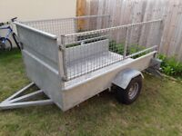 Quad / sheep / farm trailer