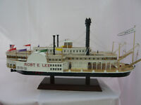 Museum Quality Model of Robert. E. Lee. Steam Boat.