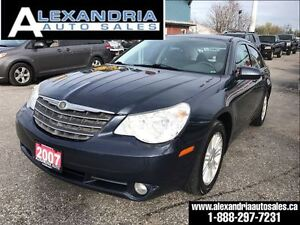 2007 Chrysler Sebring Touring 148km v6 safety included