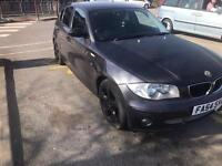 2005 54reg BMW 120i Grey 5 Door Manual August Mot