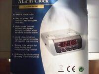 Natural Sounds AM / FM radio alarm clock
