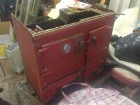 FREE: Rayburn Royal parts/scrap metal