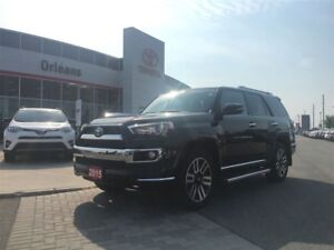 2015 Toyota 4Runner LIMITED/ LEATHER SEAT