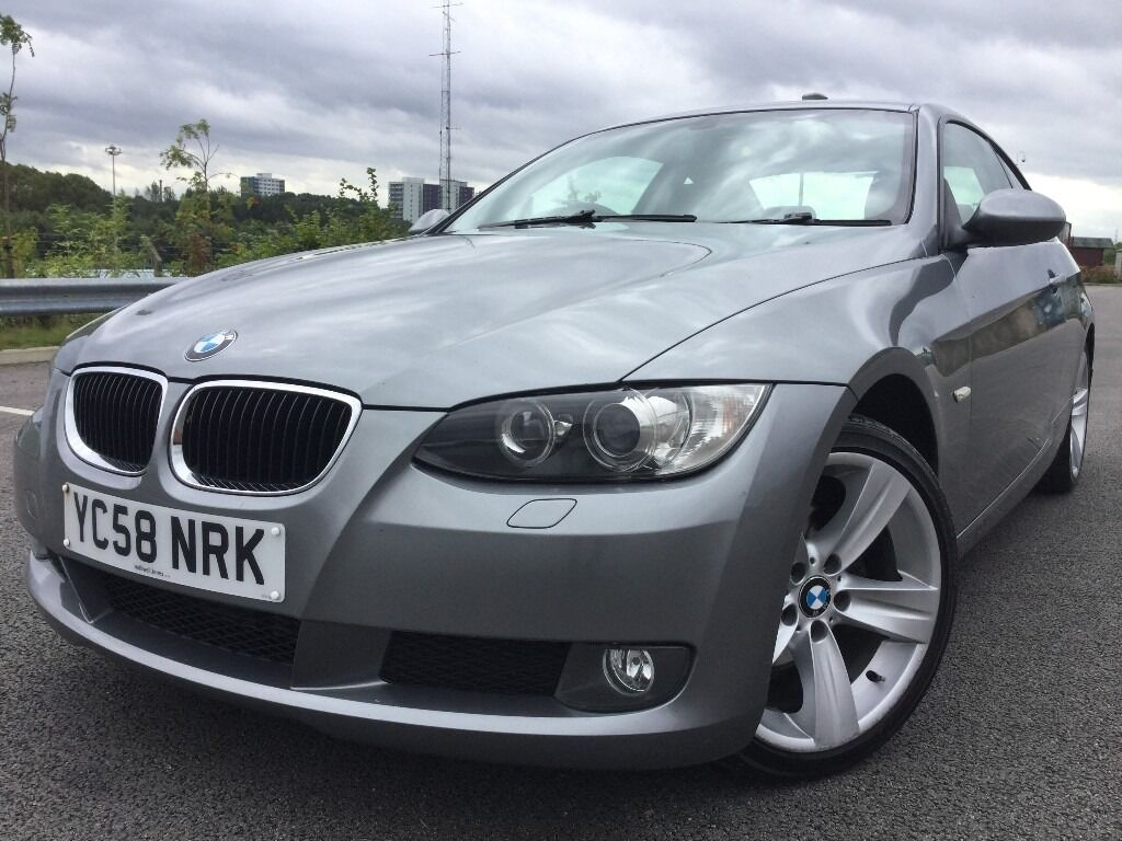 2008 bmw 320d coupe 177bhp full bmw history in manchester city centre manchester gumtree. Black Bedroom Furniture Sets. Home Design Ideas