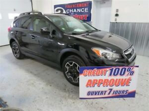 2014 Subaru XV Crosstrek Sport Package