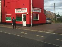 PIZZA TAKEAWAY. REDUCED FOR QUICK SALE