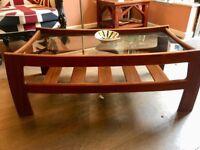 G-plan long coffee table