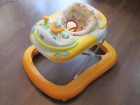 Chicco Baby Walker (Excellent Condition)