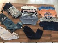Boys 12 - 18 months Clothes Bundle - Summer