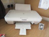 Wireless Canon Pixma MG3051 Printer and Scanne