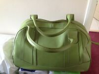 Marks spencers green weekend holdall