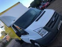 2010 ford transit tipper high side spares or repair