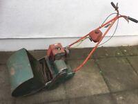 Vintage Petrol Mower; to all shed tinkerers; an opportunity to restore a vintage 60-year old mower!