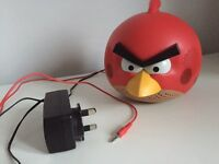 Red Angry Birds Speaker