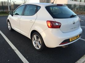 Seat Ibiza 1.2 TSI FR Technology Hatchback 5dr Petrol Manual (89 bhp) ONLY DONE 700 MILES !!!