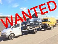 RENAULT MASTER & VAUXHALL MOVANO WANTED !!!!