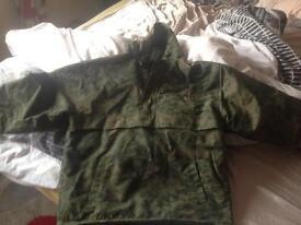 E.S.P coat