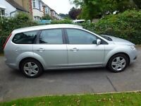 Ford Focus 1.6 Style 5dr Estate