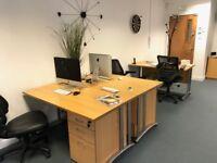 Wood Desk VGC