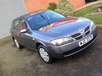 Nissan almera S cheap car 2005 not civic 406 dturbo Leon a4 Toledo