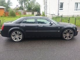 """chrysler 300c 22"""" inch alloy wheels good tyres. excellent condition. Only wheels for sale.."""