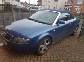 Audi a4 cabriolet !!!UPDATED!!!