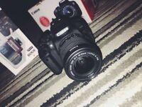 Canon eos 700d dslr