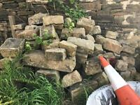 Reclaimed Yorkshire stone